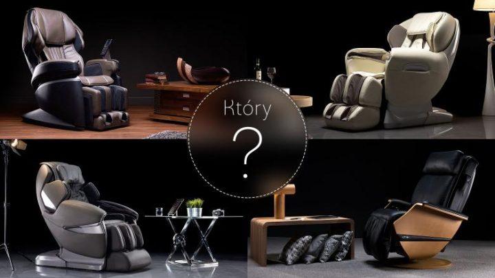 Fotel masujący – poradnik zakupowy