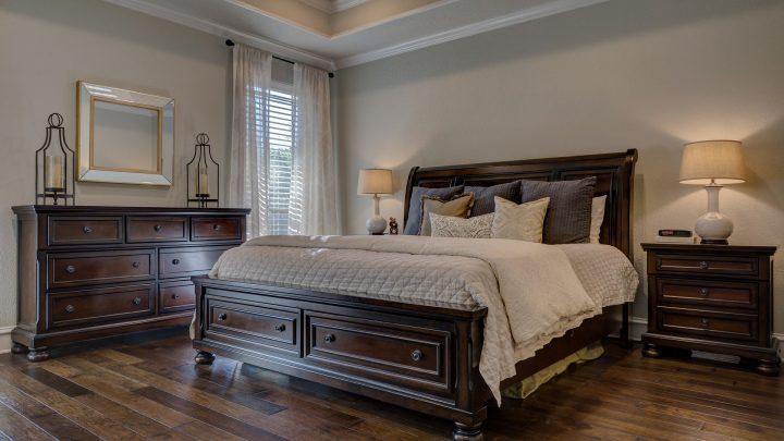 Jak wygląda sypialnia w stylu amerykańskim?