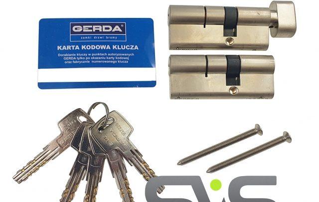 Wkładki do drzwi Gerda produkty z myślą o Twoim domu