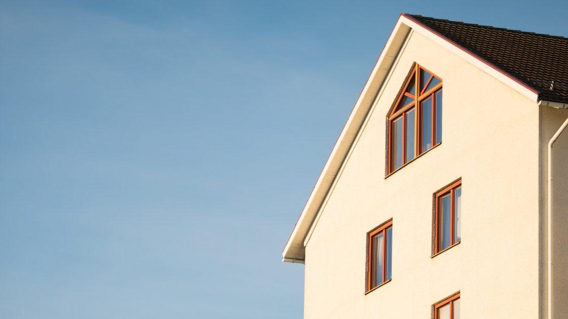Blacha z posypką materiałem idealnym na pokrycie dachowe