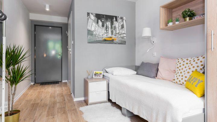 Jak urządzić mieszkanie dla studenta w Krakowie?